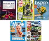 Zeitschriften-Cover