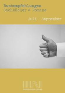 """Cover der Empfehlungsliste - eine Hand zeigt """"Daumen hoch"""""""