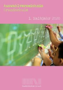 Cover des Auswahlverzeichnisses - Kinder malen an eine Tafel